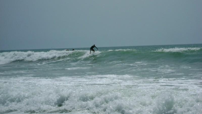 Surf report Bud Bud - France (85) 2010-07-08 15:00:00