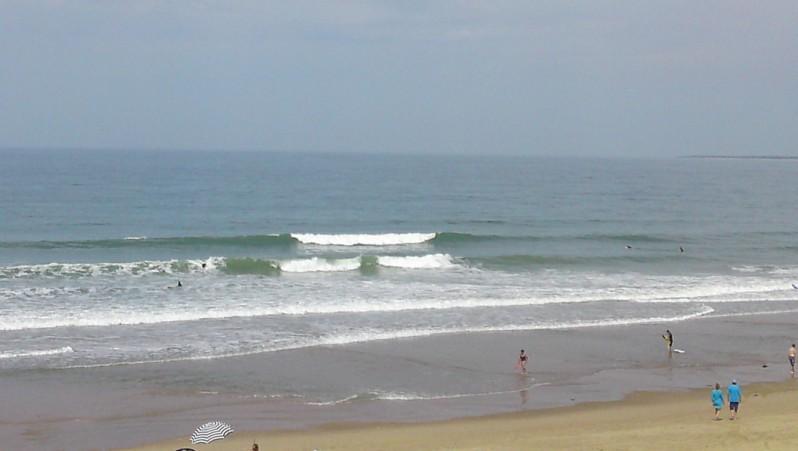 Surf report La Térrière - France (85) 2010-07-09 11:00:00