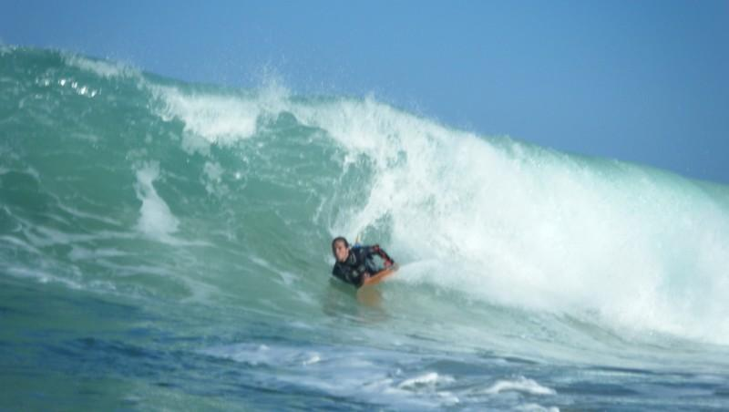 Surf report Le Truc vert - France (33) 2010-07-10 07:00:00