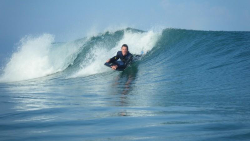 Surf report Le Truc vert - France (33) 2010-07-11 08:00:00