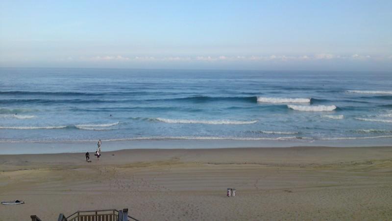 Surf report Biscarrosse Plage - France (40) 2010-07-13 08:00:00