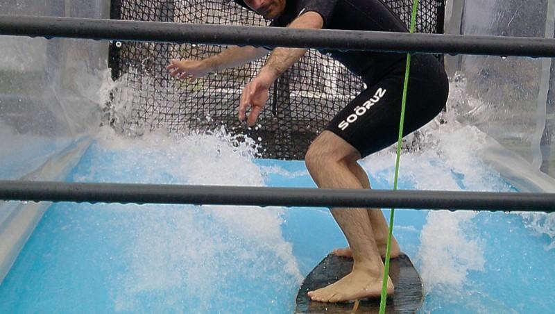 Surf report La Hume - France (33) 2010-07-14 11:00:00