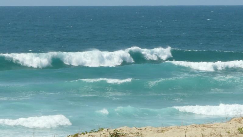 Wind report Mimizan - Plage Garluche - France (40) 2010-07-13 16:00:00