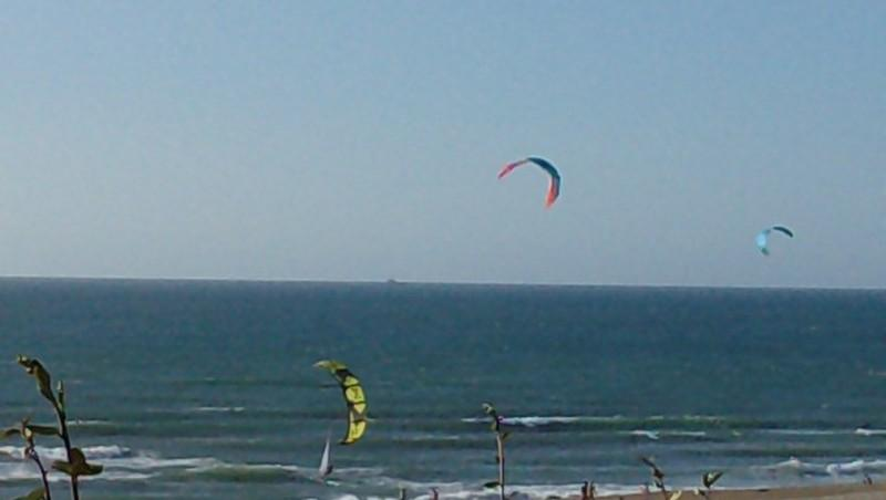 Wind report Anglet Corsaires - France (64) 2010-07-18 16:00:00