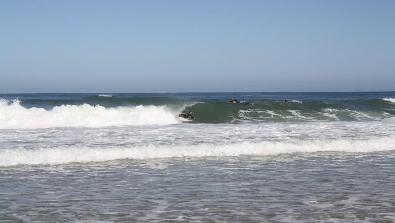 Surf report Lacanau Océan - La Nord - France (33) 2010-07-18 08:00:00