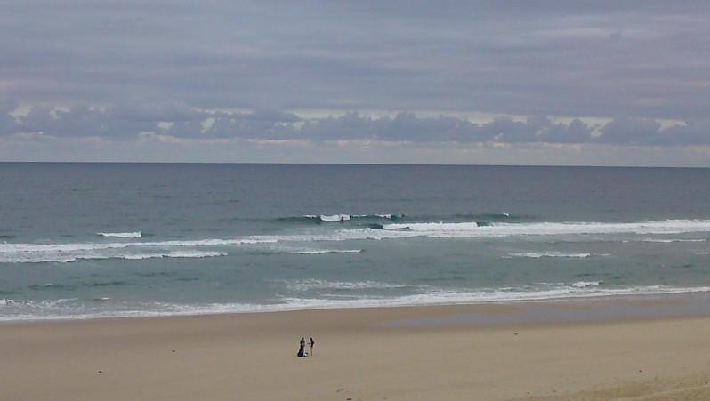 Surf report Biscarrosse Plage - France (40) 2010-07-22 08:00:00