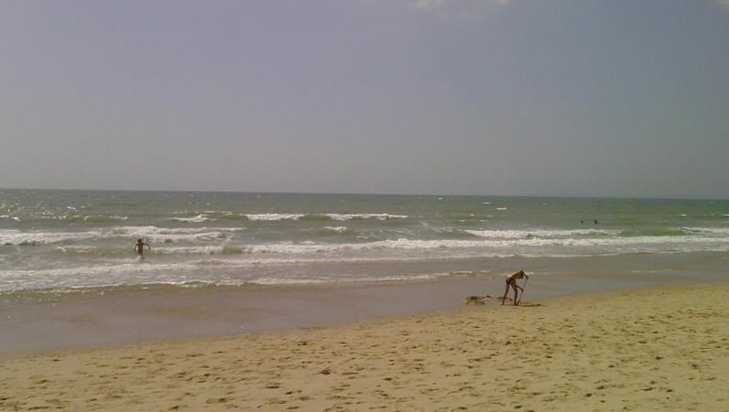 Surf report La Térrière - France (85) 2010-07-28 11:00:00