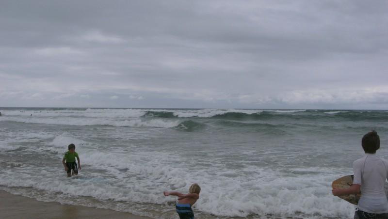 Surf report Vieux Boucau - France (40) 2010-07-29 15:00:00
