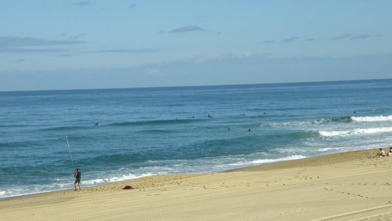 Surf report Vieux Boucau - France (40) 2010-07-30 10:00:00