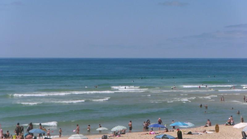 Surf report Vieux Boucau - France (40) 2010-07-30 16:00:00