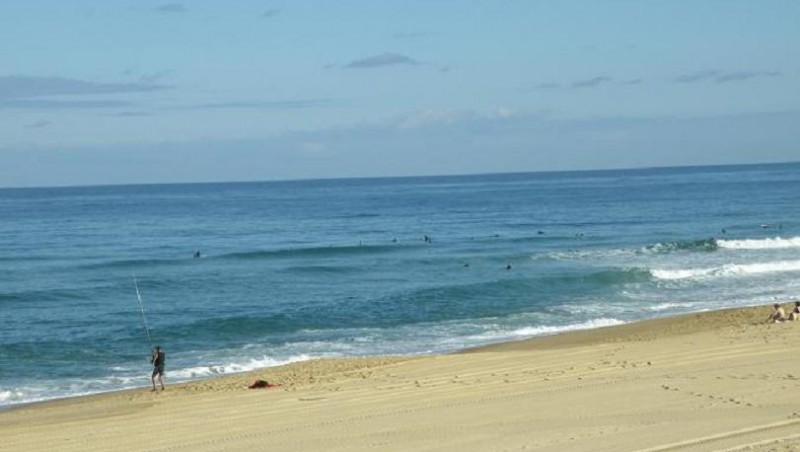 Surf report Vieux Boucau - France (40) 2010-07-31 10:00:00