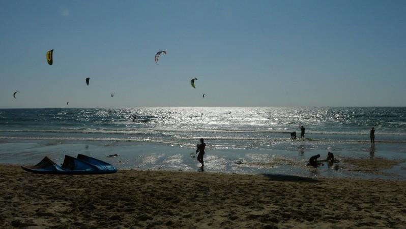 Wind report Biscarrosse Plage - France (40) 2010-07-31 18:00:00