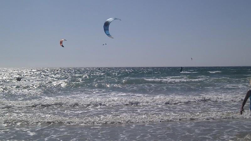 Wind report Sainte Barbe - France (56) 2010-08-09 15:00:00
