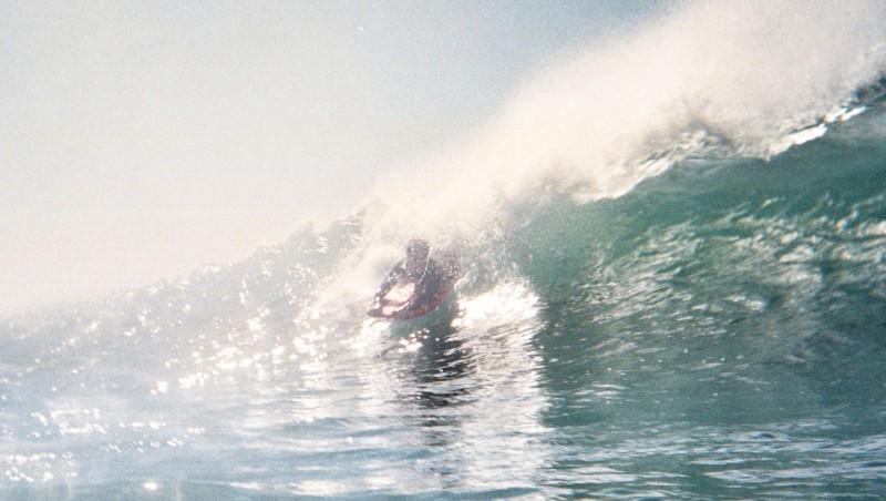 Surf report Pors Carn - France (29) 2010-08-19 12:00:00