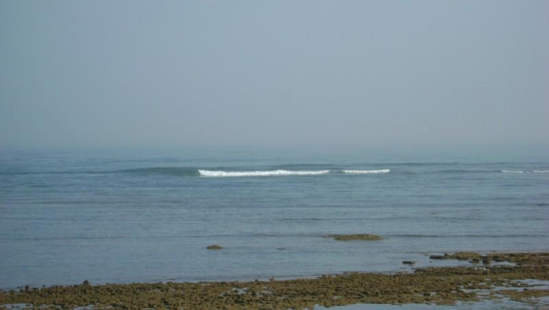 Surf report Oued Cherrat - Maroc (MA) 2010-08-26 10:00:00