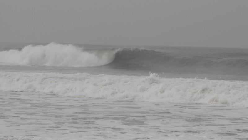 Surf report Côte Sauvage - Le 27 - France (17) 2010-09-04 10:00:00