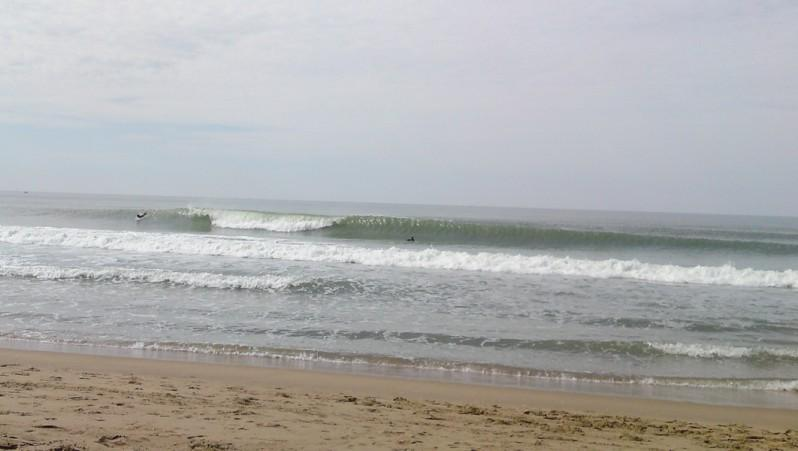 Surf report La Térrière - France (85) 2010-09-05 11:00:00
