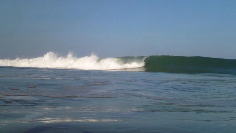 wave report Soulac sur Mer - France (33) 2010-09-05 09:00:00