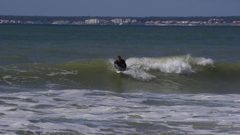 Surf report La Térrière - France (85) 2010-09-07 13:00:00