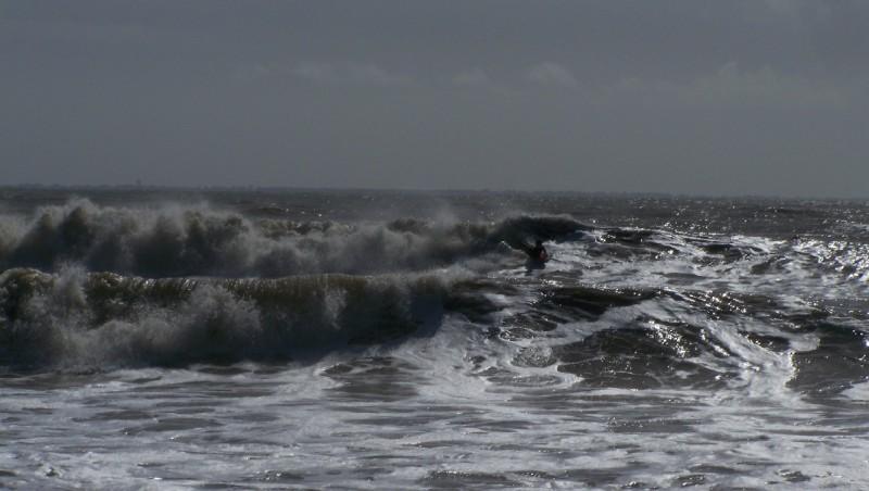 Surf report L'Anse du Sud - France (44) 2010-03-31 14:00:00