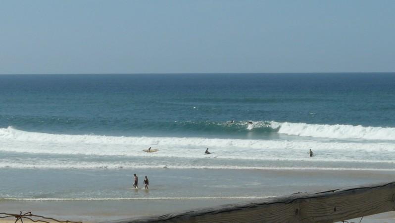 wave report Biscarrosse Plage - France (40) 2010-09-10 14:00:00