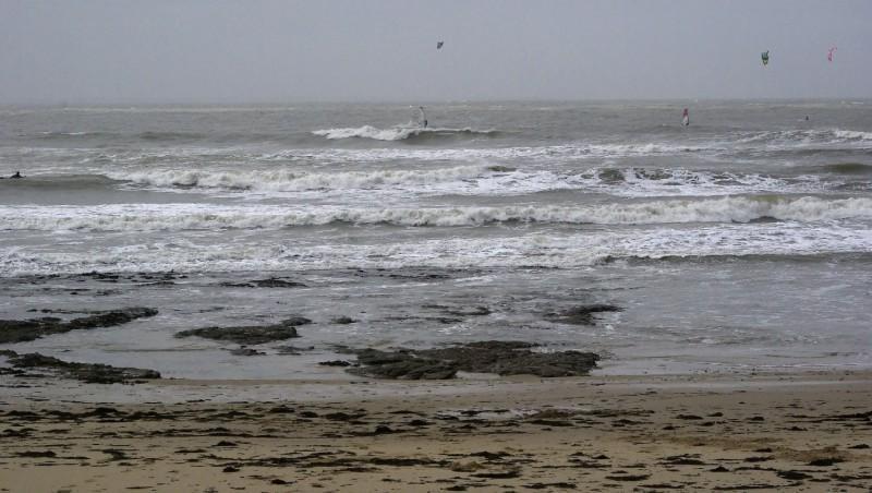 Surf report L'Anse du Sud - France (44) 2010-03-27 10:00:00