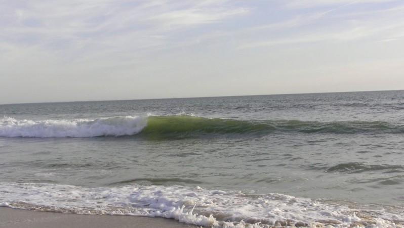 Surf report Bud Bud - France (85) 2010-09-12 16:00:00