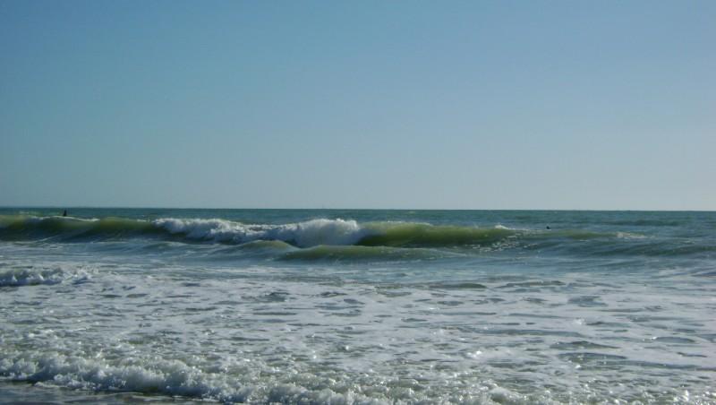 Surf report Bud Bud - France (85) 2010-09-12 14:00:00