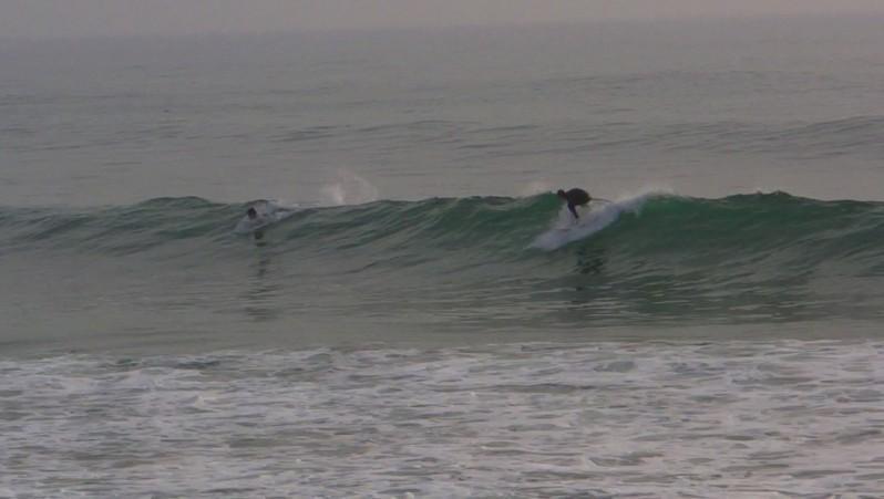 wave report Les Sables-d'Olonne -  Le Tanchet - France (85) 2010-09-22 18:00:00