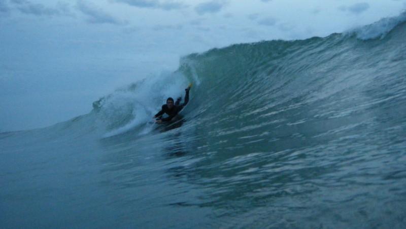 Surf report Soulac - L'Amélie - France (33) 2010-09-22 19:00:00