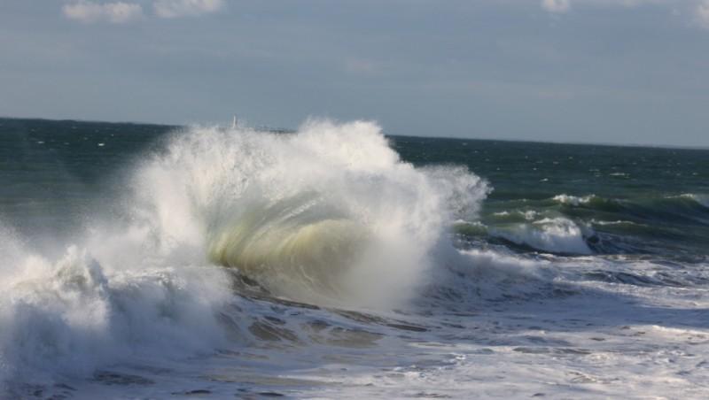 Surf report Soulac - L'Amélie - France (33) 2010-09-25 08:00:00