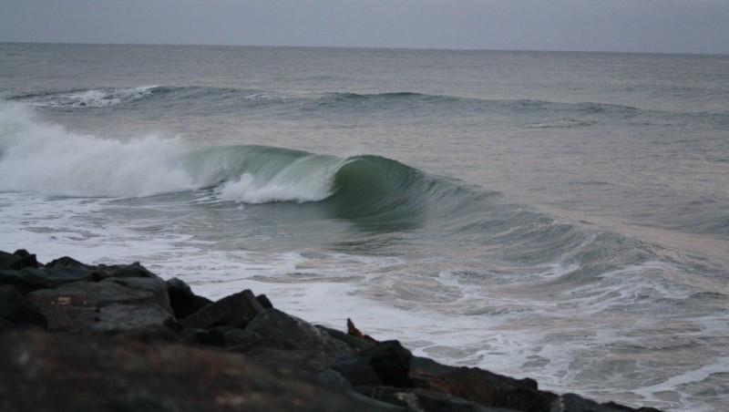 Surf report Soulac - L'Amélie - France (33) 2010-09-26 08:00:00
