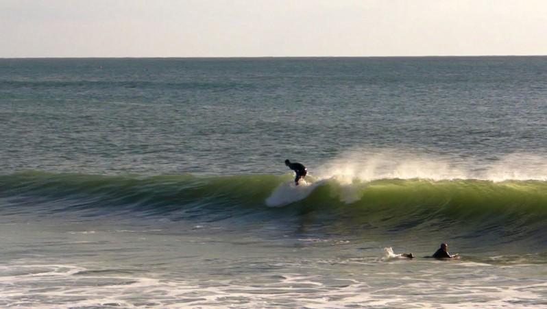 Surf report Les Sables-d'Olonne -  Le Tanchet - France (85) 2010-09-25 16:00:00