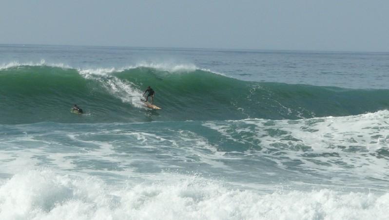 wave report Hossegor - La Nord - France (40) 2010-10-03 14:00:00
