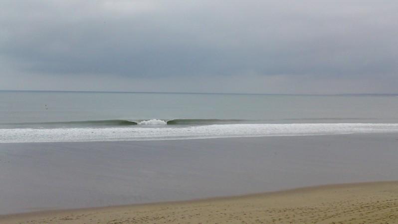 Surf report La Térrière - France (85) 2010-10-10 14:00:00