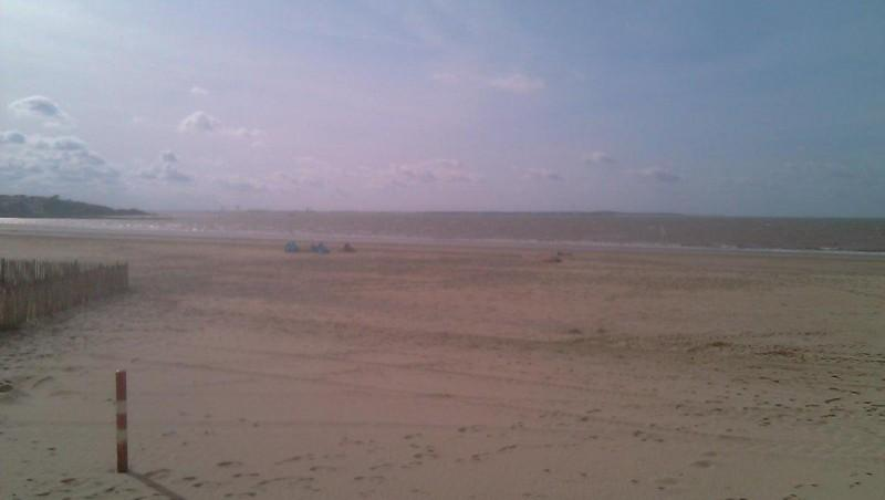 Wind report Royan - Foncillon - France (17) 2010-10-23 13:00:00
