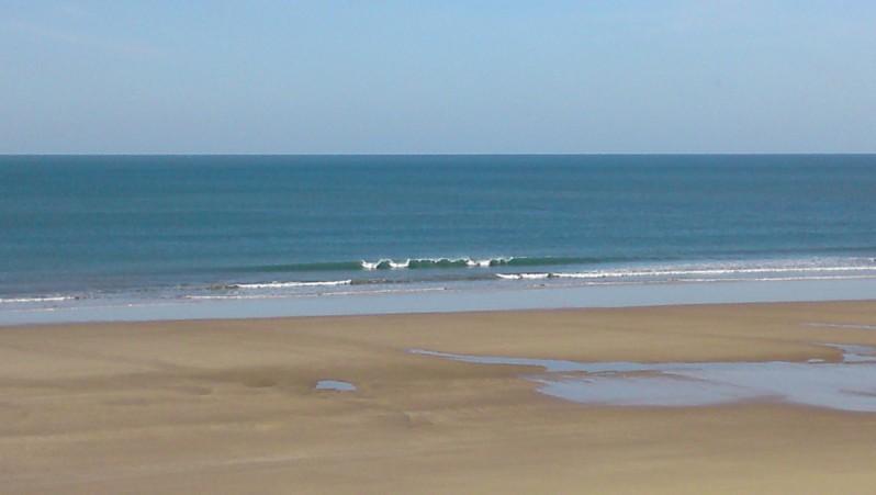 Surf report La Térrière - France (85) 2010-10-25 13:00:00