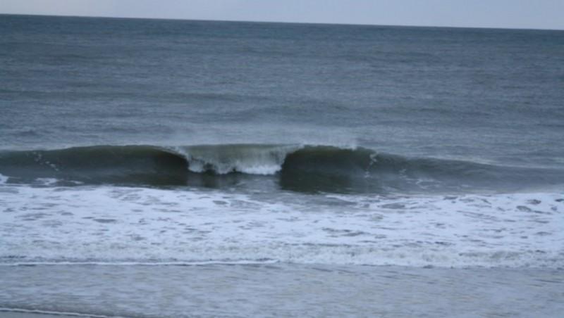 Surf report Soulac - L'Amélie - France (33) 2010-10-30 17:00:00