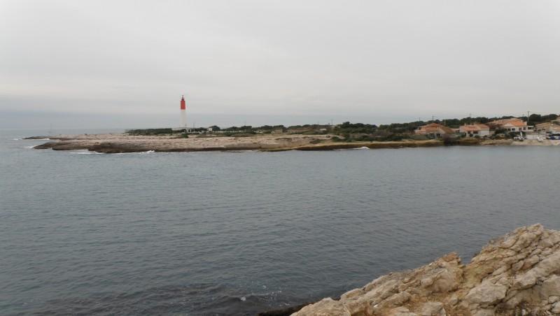 Surf report La Couronne - France (13) 2010-01-03 12:40:00