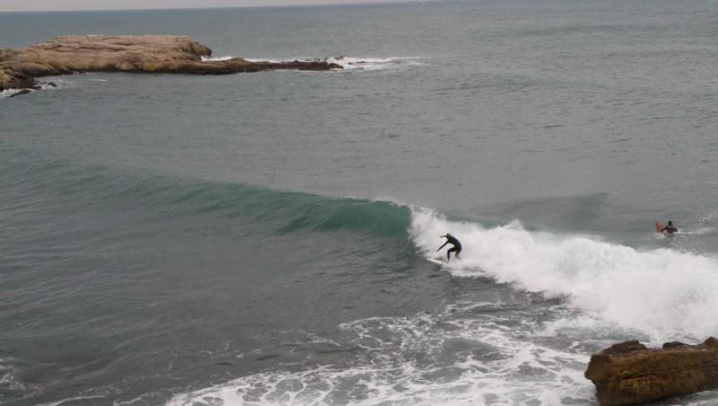 Surf report L'Arquet - France (13) 2010-01-09 16:15:00