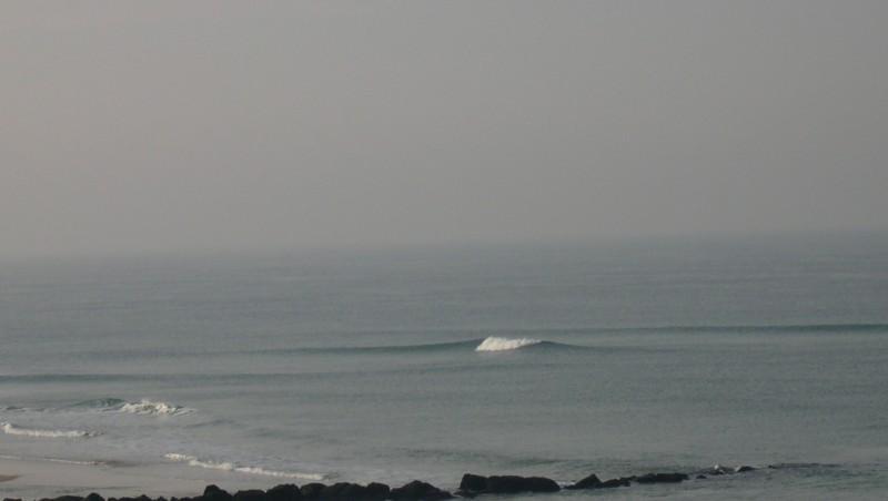 Surf report Lacanau Océan - La Nord - France (33) 2010-01-11 11:35:00