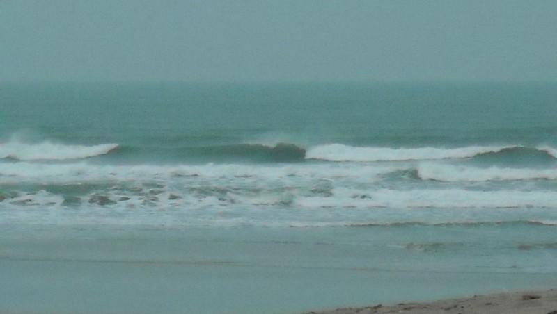 Surf report Grand Village - France (17) 2010-01-12 09:00:00