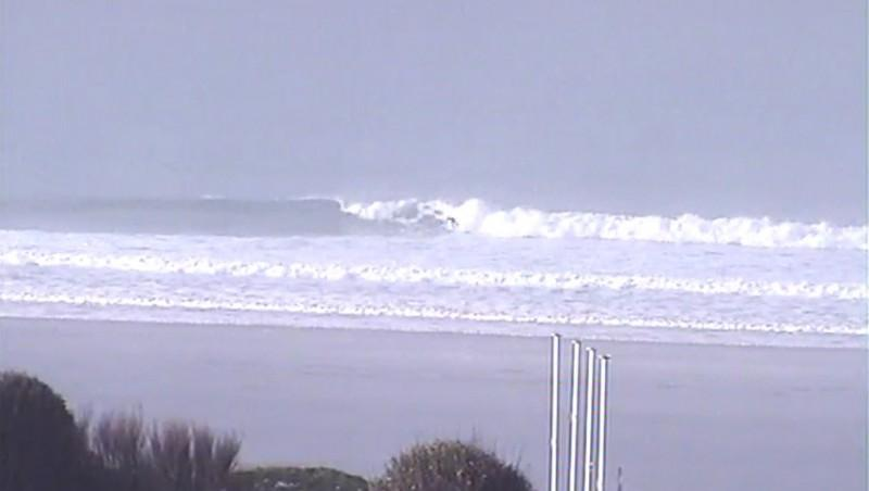 Surf report Sciotot - France (50) 2010-01-13 08:00:00