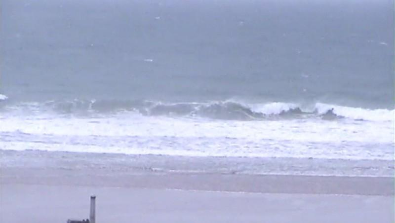 Surf report Sciotot - France (50) 2010-01-16 09:00:00