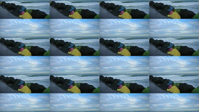 Surf report Anglet Sables d'Or - France (64) 2010-01-18 09:30:00