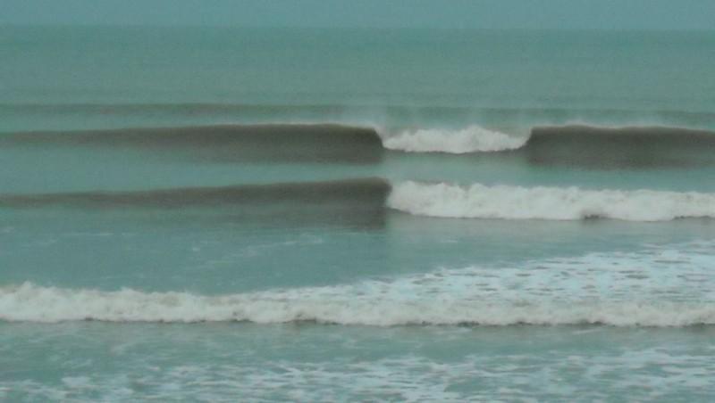 Surf report Grand Village - France (17) 2010-01-19 09:00:00
