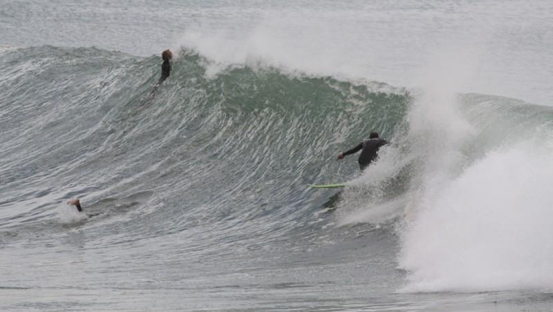 Surf report Baie d'Imessouane - Maroc (MA) 2010-01-19 11:00:00