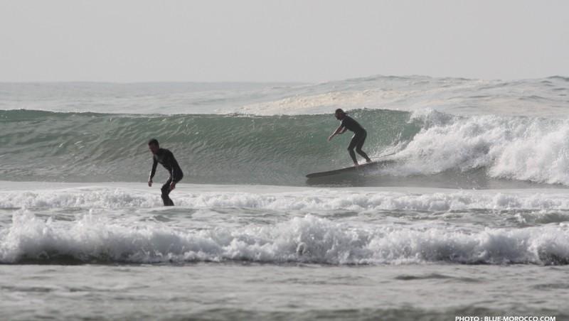 Surf report Baie d'Imessouane - Maroc (MA) 2010-01-21 10:30:00