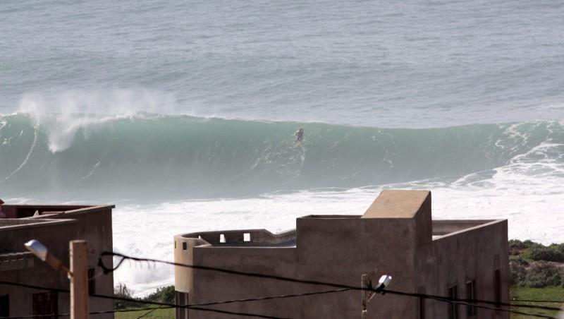 Surf report Imsouane - Cathédrale - Maroc (MA) 2010-01-21 17:00:00