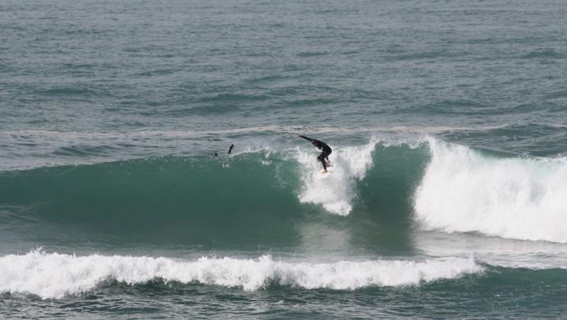 Surf report Imsouane - Cathédrale - Maroc (MA) 2010-01-23 12:30:00
